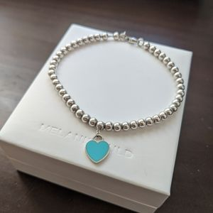 Authentic Tiffany & Co. Mini bead Bracelet